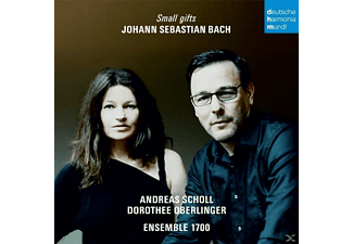 Dorothee Oberlinger, Andreas Scholl - Bach-Small Gifts - (CD)