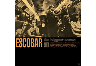Escobar - The Biggest Sound - (Vinyl)