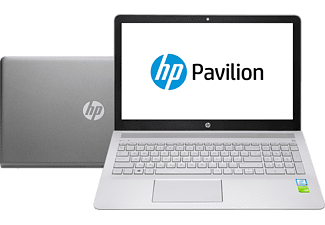 "HP Pavilion 15-cc512nh ezüst notebook 2GQ00EA (15.6"" Full HD/Core i7/8GB/256GB + 1TB/940MX 4GB VGA/DOS)"