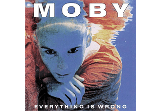 Moby - Everything Is Wrong (Vinyl LP (nagylemez))