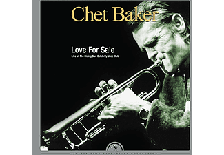 Chet Baker - Love For Sale (Live) (Vinyl LP (nagylemez))