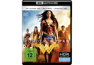 Wonder Woman (2017) - (4K Ultra HD Blu-ray)