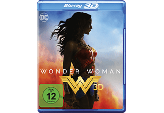 Wonder Woman - (3D Blu-ray)