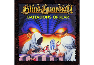 Blind Guardian - Battalions Of Fear (remastered 2017) - (CD)