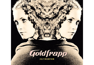 Goldfrapp - Felt Mountain (Vinyl LP (nagylemez))