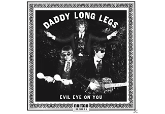 Daddy Longlegs - Evil Eye On You - (Vinyl)