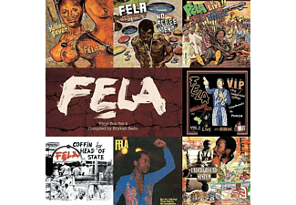 Fela Kuti - Box Set No4 Curated By Erykah Badu - (Vinyl)