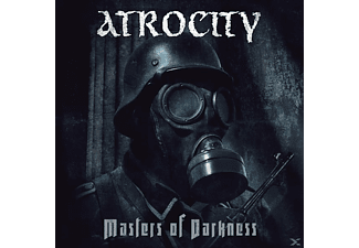 Atrocity - Masters Of Darkness (5-Track CD Digipak) - (Maxi Single CD)