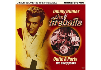 Fireballs, The / Gilmer, Jimmy - Quite A Party - (CD)