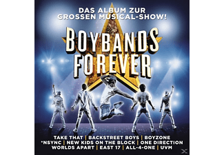 VARIOUS - Boybands Forever [CD]