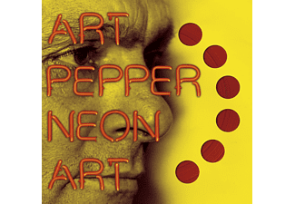 Art Pepper - Neon Art (CD)