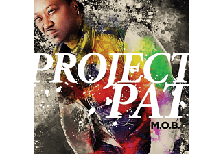 Project Pat - M.O.B. - (CD)