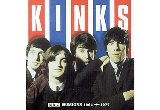 The Kinks - BBC Sessions 1964-1977 (CD)