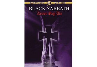 Black Sabbath - Never Say Die (DVD)