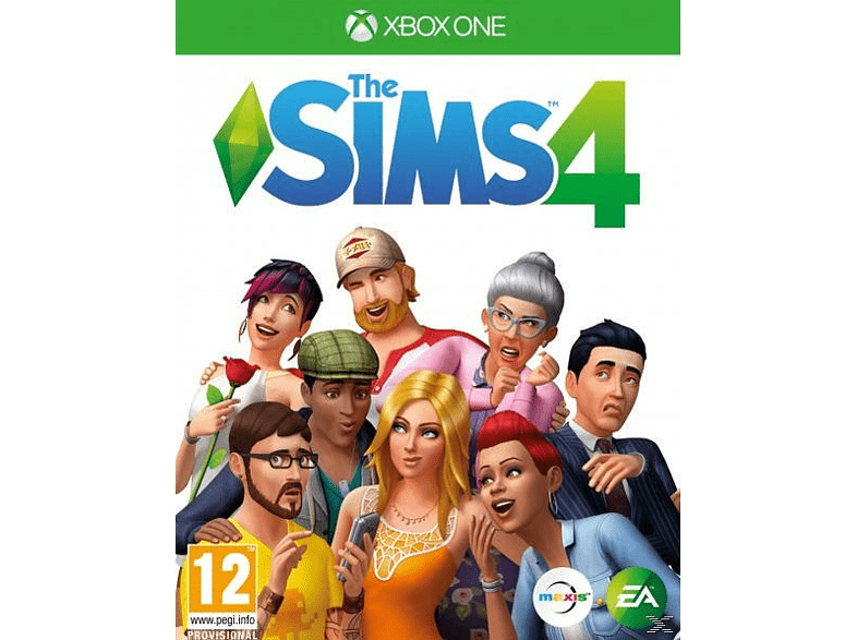 The Sims 4 Xbox One gaming games xbox one games