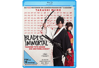 Blade of the Immortal - (Blu-ray)