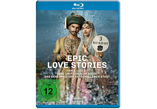 Epic Love Stories - (Blu-ray)