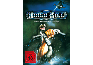 Hired to Kill - (Blu-ray + DVD)