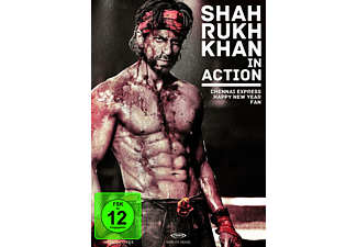 Shah Rukh Khan in Action - (DVD)