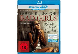 House Rules For Bad Girls - Befolge die Regeln oder stirb - (3D Blu-ray)