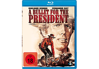 A BULLET FOR THE PRESIDENT (BLU-RAY) [DVD]