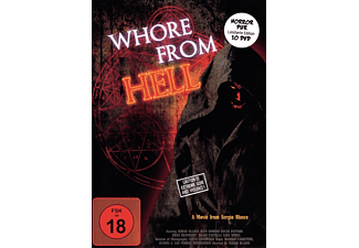 WHORE FROM HELL (HORROR PUR BOX) - (DVD)