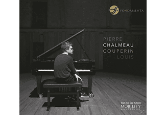 Pierre Chalmeau - Couperin - (CD)