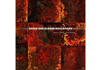 Bang On A Can All-stars - More Field Recordings - (CD)