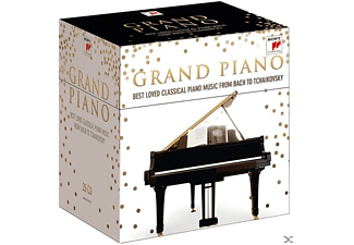 VARIOUS - Grand Piano: Best Loved Classical Piano Music - (CD)