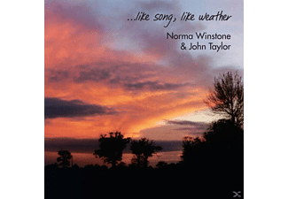 John Taylor, Norma Winstone - Like Song,Like Weather (Remastered) - (CD)