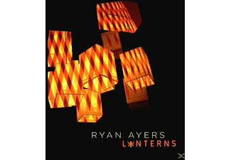 Ryan Ayers - Lanterns - (CD)