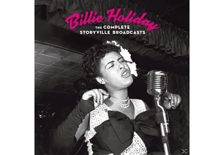 Billie Holiday - The Complete Storyville Permormance [CD]