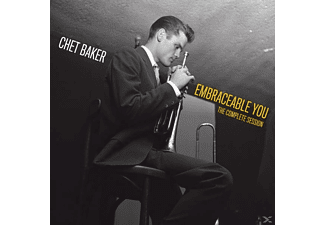 Chet Baker - Embraceable You [CD]