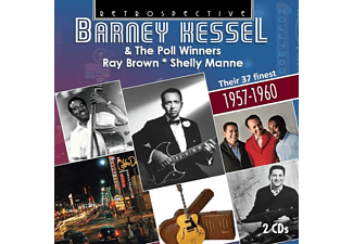 Barney Kessel - Barney Kessel/The Poll Winners - (CD)