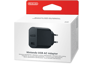 nintendo usb ac adapter nintendo switch handla online. Black Bedroom Furniture Sets. Home Design Ideas
