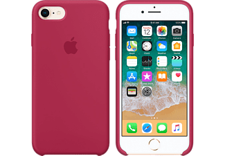 APPLE iPhone 7/8 rose red gyári szilikon tok (mqgt2zm/a)