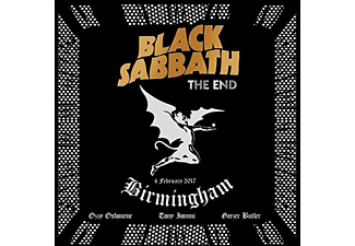 Black Sabbath - The End (Limited Edition) (Vinyl LP (nagylemez))