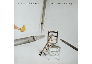 Paul McCartney - Pipes Of Peace (Limited Edition) (Vinyl LP (nagylemez))