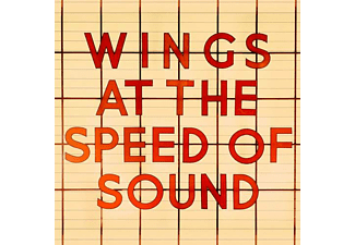 Wings - At The Speed Of Sound (Limited Edition) (Vinyl LP (nagylemez))