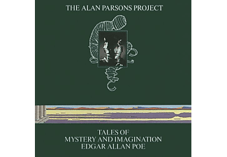 Alan Parsons Project - Tales Of Mystery and Imagination (Vinyl LP (nagylemez))