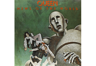 Queen - News Of The World (Limited Edition) (Díszdobozos kiadvány (Box set))