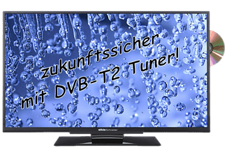 silva fernseher led dvd hd tv mit dvd player led. Black Bedroom Furniture Sets. Home Design Ideas