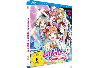 Love Live! Sunshine! Vol. 2 - (Blu-ray)