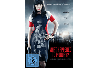 What Happened to Monday - (DVD)