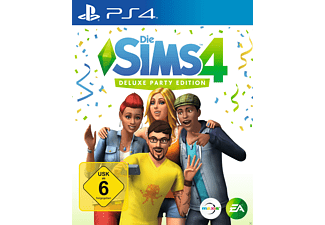 Die Sims 4 - Deluxe Party Edition - PlayStation 4