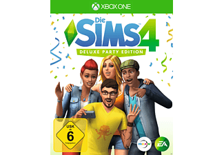 Die Sims 4 - Deluxe Party Edition [Xbox One]