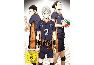 Haikyu!! Vol.4/Episode 19-25 - (DVD)