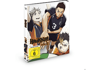 Haikyu!! Vol.2 - Episode 07-12 - (DVD)