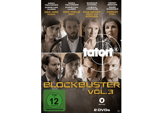 Tatort - Blockbuster Vol. 3 - (DVD)