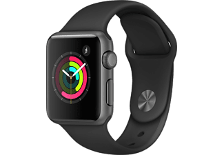 APPLE Watch Series 1 38mm Space Grey Aluminium - (MP022GK/A)